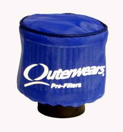 Yamaha YFZ450R SE Blue Pre-Filter by Outerwears - 20-2079-02